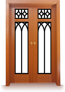 Decorative Door Grilles