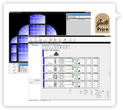 GrillePro+ Software